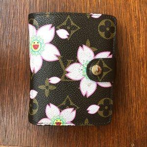 Louis Vuitton RARE Cherry Blossom Wallet.
